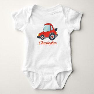 Customizable Car Baby Bodysuit