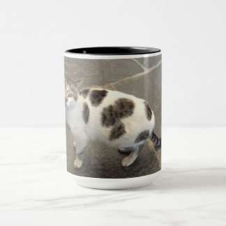 Customizable Cat mug - choose style & color