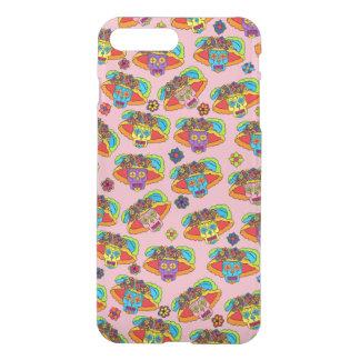 Customizable Catrina Sugar Skulls iPhone 8 Plus/7 Plus Case