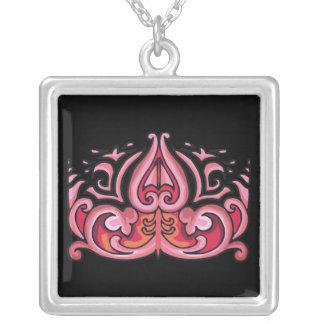 Customizable Celtic Art Necklace