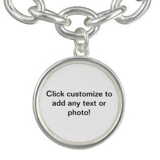 customizable charm bracelets