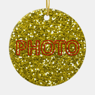 Customizable Christmas Ornament