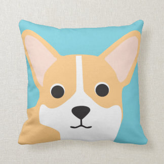 Customizable CORGI Pillow