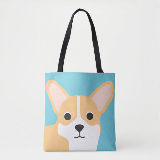 Customizable CORGI Tote Bag