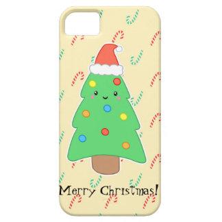 Customizable Cute Christmas Tree iPhone 5/5S Case