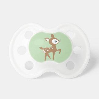 Customizable Deer Pacifiers