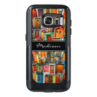 Customizable Doors of the World OtterBox Samsung Galaxy S7 Case