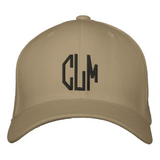 Customizable Embroidered Hat 4