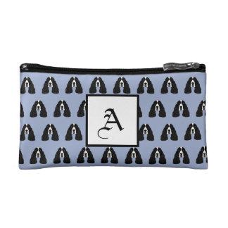 Customizable English Springer Spaniel Cosmetic Bag