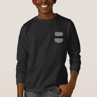 Customizable EOW Badge Youth Longsleeve T-Shirt