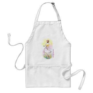 Customizable: Fairy dancer Standard Apron