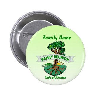 Customizable Family Reunion Button