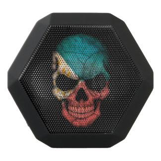 Customizable Filipino Flag Skull Black Boombot Rex Bluetooth Speaker