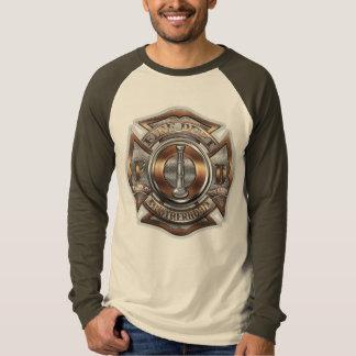 """CUSTOMIZABLE Firefighter"" Men's TSHIRT"