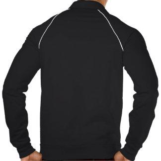 Customizable Fleece Track Jacket