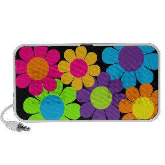 Customizable Flower Power Mp3 Speaker