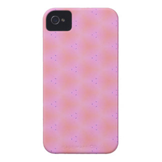 Customizable Funky Girly Pink  Background Pattern iPhone 4 Cover