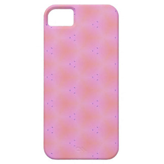 Customizable Funky Girly Pink  Background Pattern iPhone 5 Cover