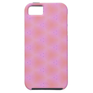Customizable Funky Girly Pink  Background Pattern iPhone 5 Covers