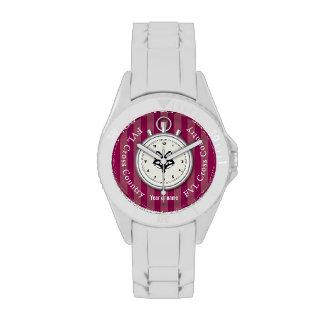 Customizable FVL Cross Country Wristwatch