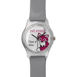 Customizable FVL Foxes Wrist Watch