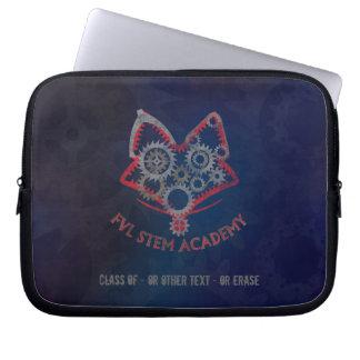 Customizable FVL STEM laptop sleeve
