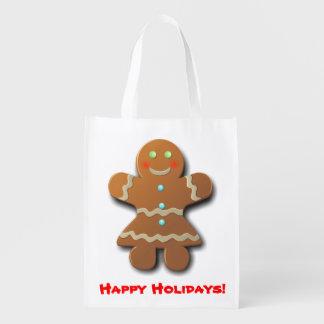 Customizable Gingerbread Cookie