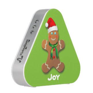 Customizable Gingerbread Cookies Bluetooth Speaker