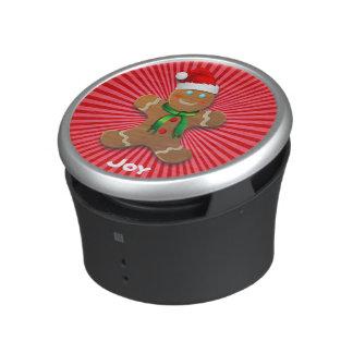 Customizable Gingerbread Man Speaker