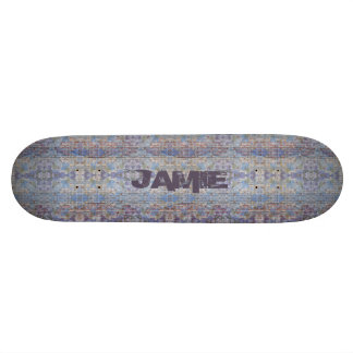 Customizable Graffiti Style Skateboard