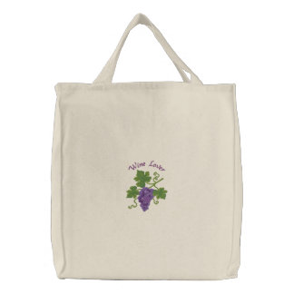 Customizable Grapes Tote Bag - Great Gift Idea