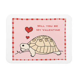 Customizable Greek Tortoise Magnet