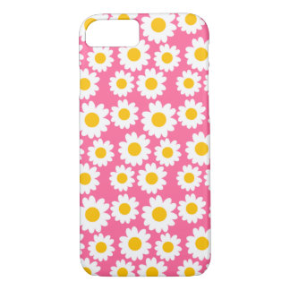 Customizable Groovy Daisies iPhone 8/7 Case