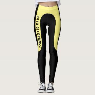 Customizable Gymnastic Club Leggings Version 2