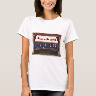 Customizable Handbells Rock T-shirt