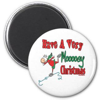 Customizable Holiday Fun Stuff 6 Cm Round Magnet