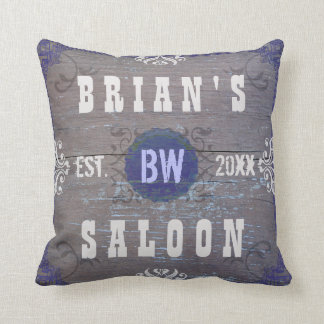 Customizable Home Bar Beer Saloon Cushion