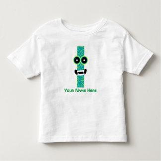 Customizable I Letter T-Shirt