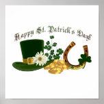 CUSTOMIZABLE Irish St. Patrick's Design Posters