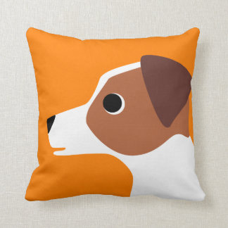 Customizable JACK RUSSELL TERRIER Pillow