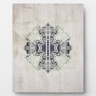 Customizable Kaleidoscope Celtic Pattern Display Plaques