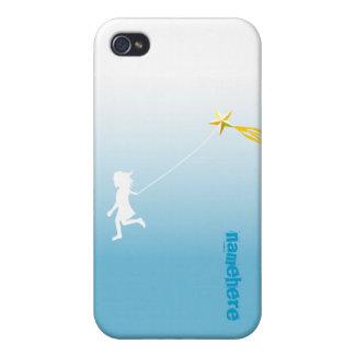 Customizable: Kite runner Case For iPhone 4