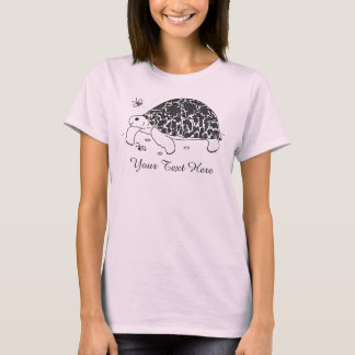 Customizable Leopard Tortoise Shirt