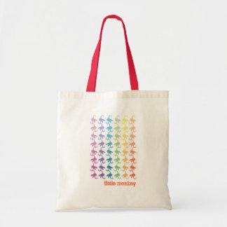 Customizable: Little monkey Tote Bag
