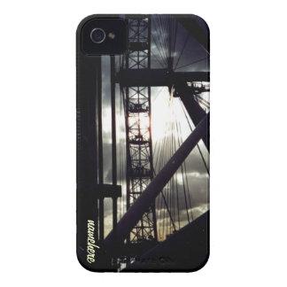 Customizable: London Eye iPhone 4 Case-Mate Case