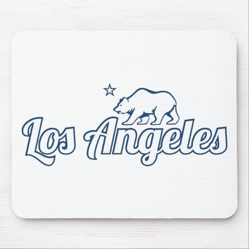 Customizable Los Angeles Mousepad