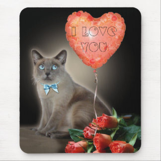 Customizable Love Mouse Pad