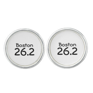 Customizable Marathon Cufflinks