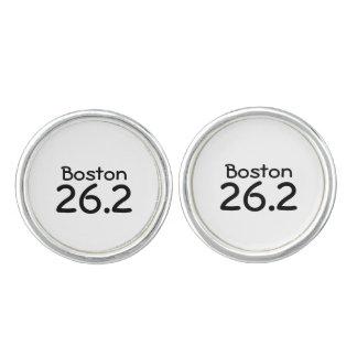 Customizable Marathon Cufflinks