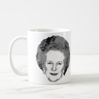 Customizable Margaret Thatcher Coffee Mug